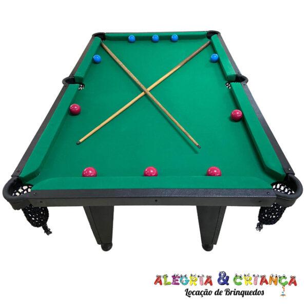 Locação de Snooker no ABC