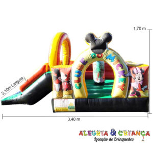 Aluguel de Brinquedo do Mickey